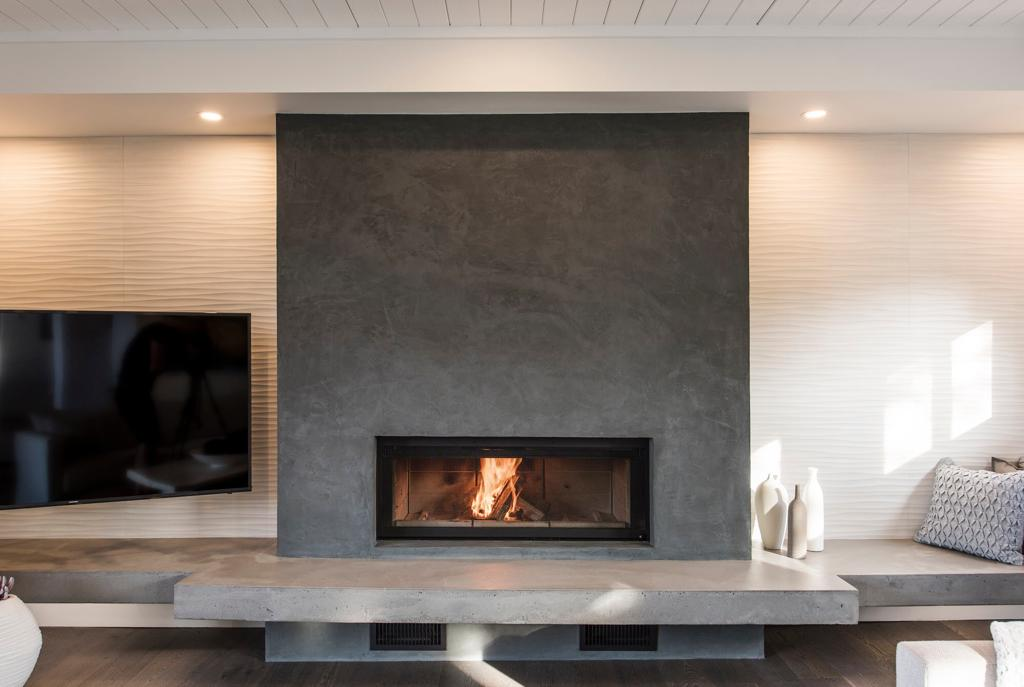 Backlight Modern Living spaces